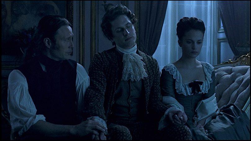 Royal Affair, amour, politique et liberté dans le Danemark du XVIIIe siècle