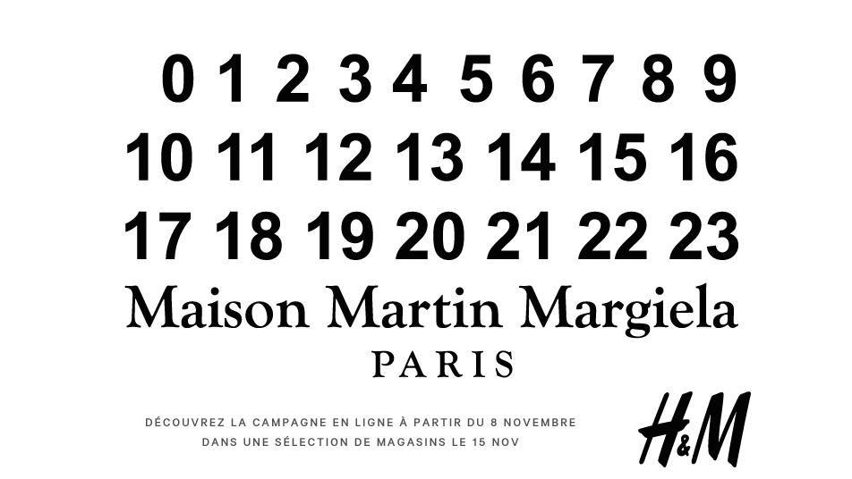 La collection Margiela pour H&M enfin dévoilée