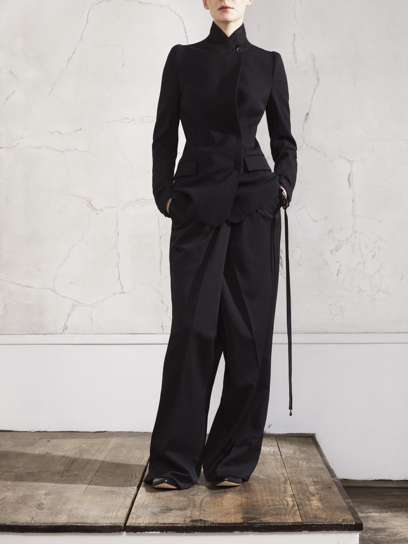 Pantalon H amp;m Femme Margiela Veste Cintrée Et Large wHOBXw