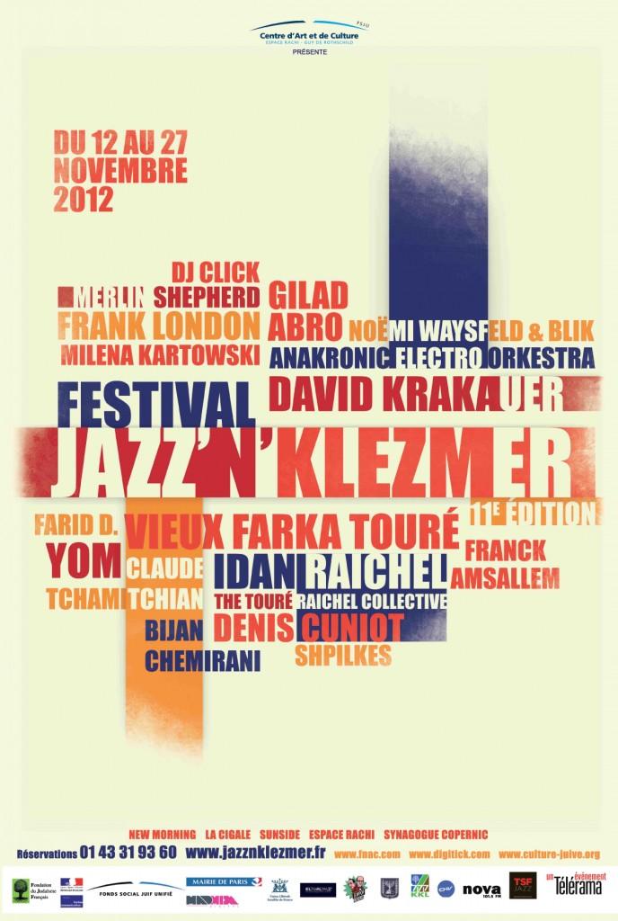 Gagnez 3×2 places pour David Krakauer à la Cigale le 26 novembre