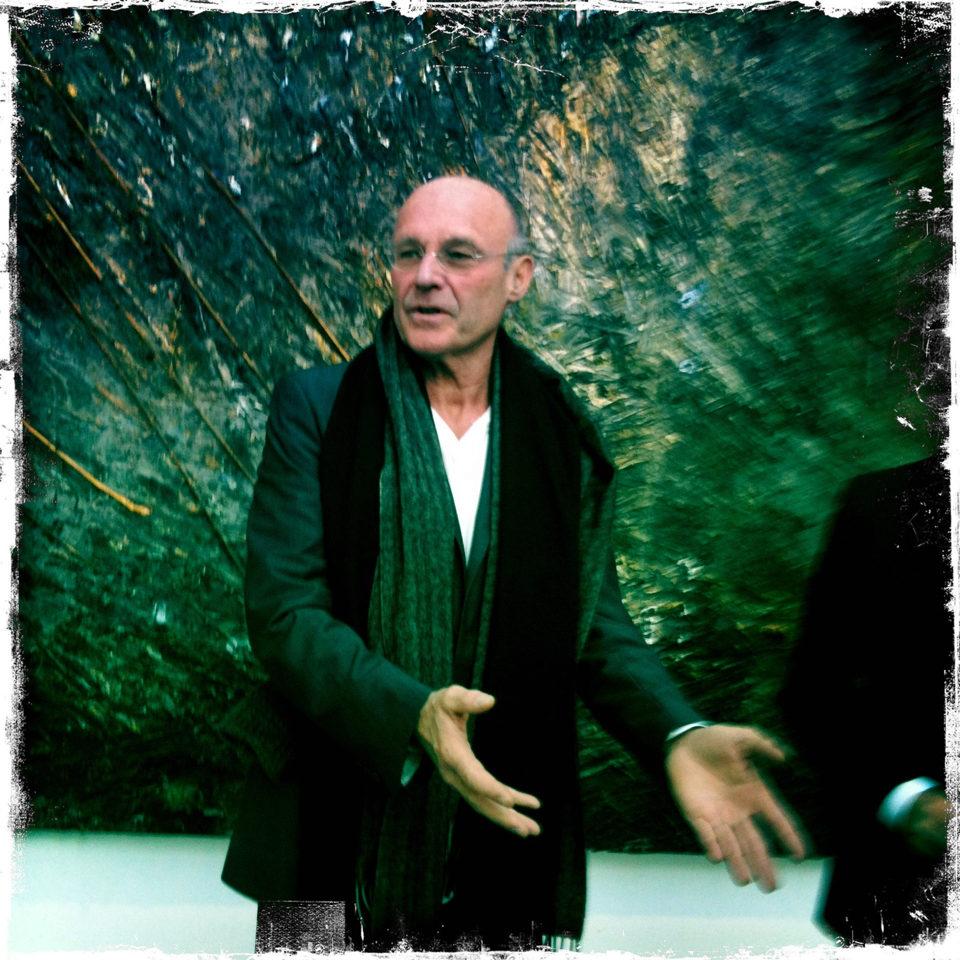 Anselm Kiefer fait rêver l'impossible galerie Ropac à Pantin.