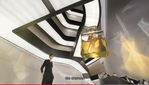 Brad Pitt, la vidéo de la pub Chanel n°5… Deuxième !