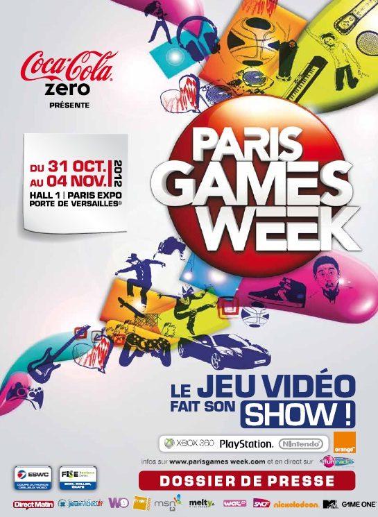 Le jeu vidéo fait son show au Paris Games Week du 31 octobre au 4 novembre