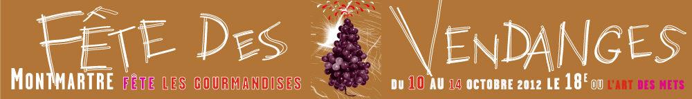 Montmartre fête la fin des vendanges du 10 au 14 octobre