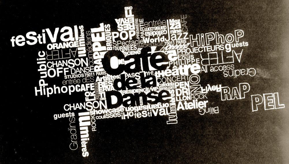 Buridane charme le Café de la Danse