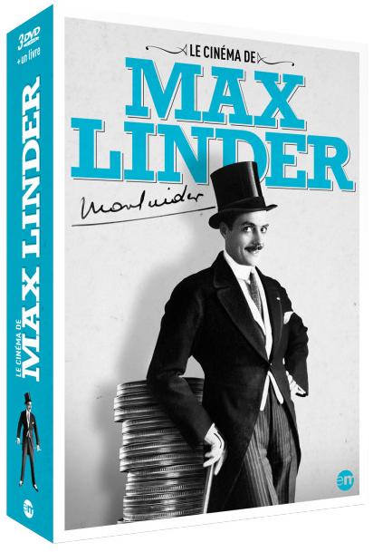 Max Linder : Le roi du cinématographe enfin en DVD