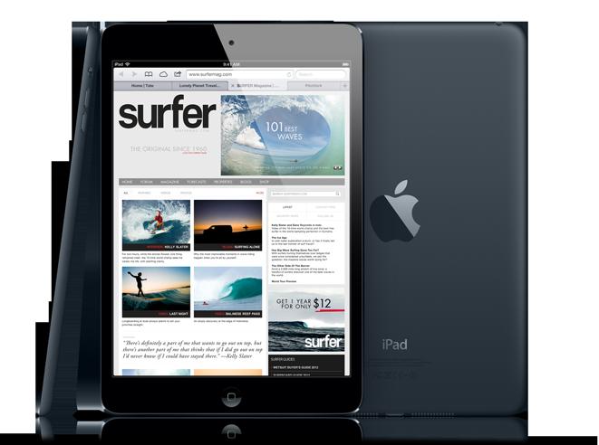 Des nouvelles de l'iPad mini ?