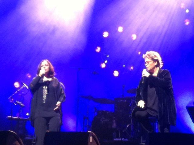 [Live-Report] : Haris Alexiou et Dimitra Galani à l'Olympia (28/10/2012)