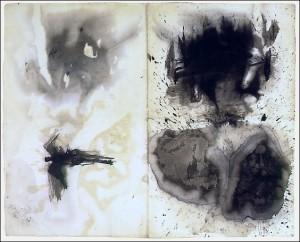 Victor Hugo, encres mediumniques