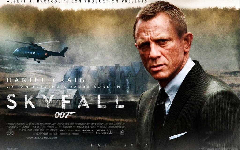 Skyfall, le retour aux sources de 007