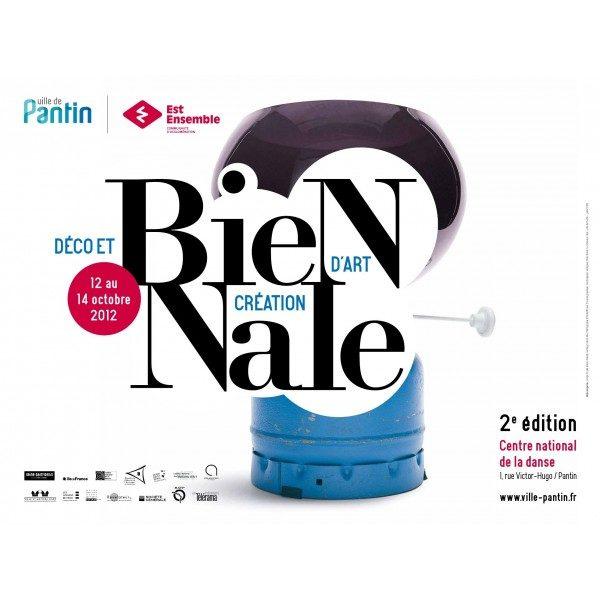 La Biennale Déco & Création d'Art au Centre National de la Danse de Pantin aura lieu du 12 au 14 octobre