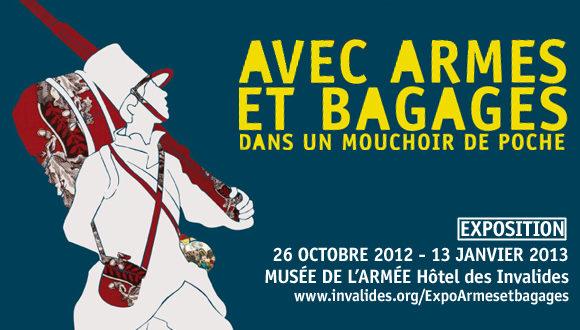 Dans un mouchoir de poche se cache l'histoire de France au Musée de l'armée
