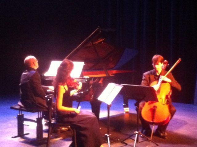 De Shostakovitch à Eric Breton au Théâtre du Chien qui fume [Live Report]