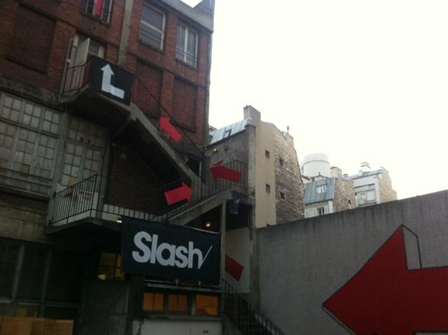 Live report : Soirée de lancement de Slash Magazine à la Chalet Society (23/10/2012)