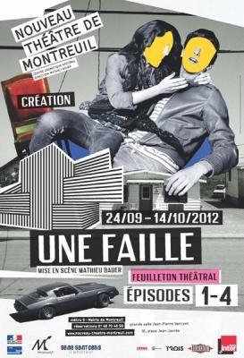Une faille à Montreuil : Mathieu Bauer sert un feuilleton sur le plateau