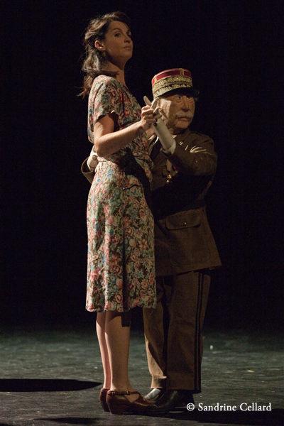 Zabou Breitman fait revivre les spectres du passé au théâtre de la Gaîté