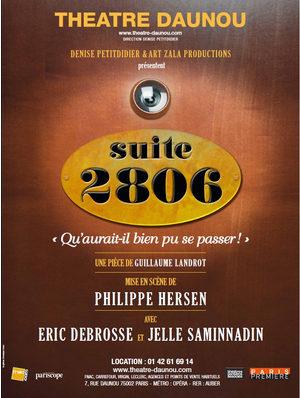 L'affaire DSK au théâtre Daunou