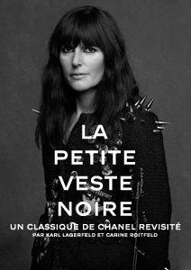 La petite veste noire de chez Chanel s'expose au Grand Palais