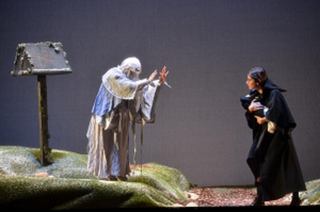 Une douce Annonce faite à Marie au Théâtre Montansier de Versailles