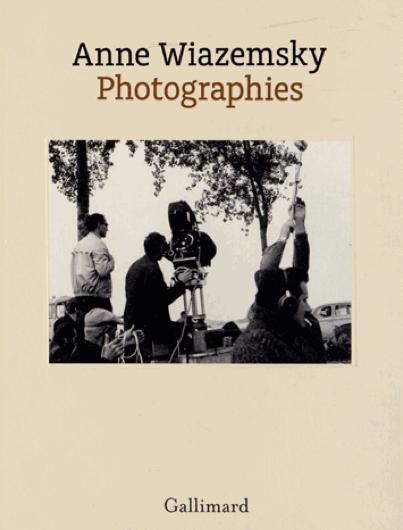 Photographies de Anne Wiazemsky: une vie sur pellicule