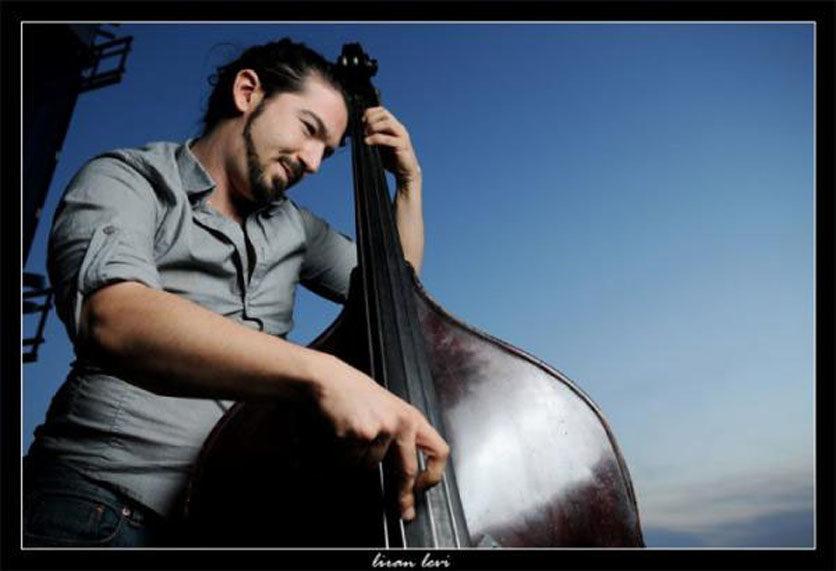 Festival jazz'n'klezmer, Gilad Abro trio au Sunside le 22 novembre : Bass terres