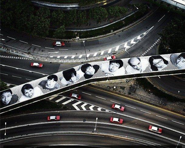 JR : l'Art Urbain nouvelle génération