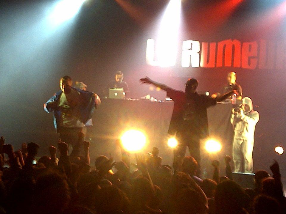 [Live Report] La Rumeur à l'Olympia (8/11/2012)