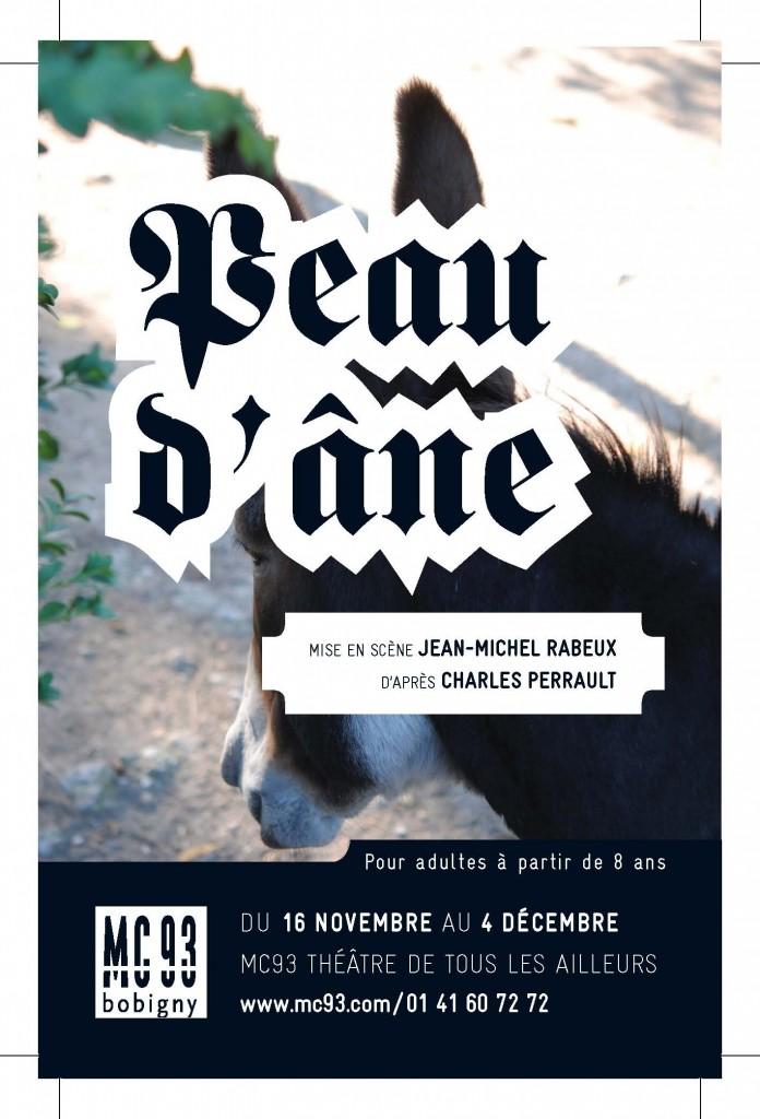 Peau d'Âne par Jean Michel Rabeux- Folie, humour et délicatesse