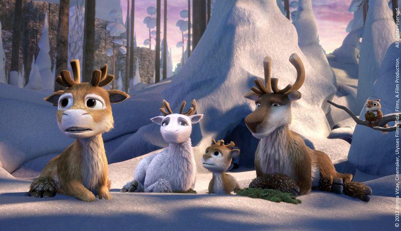 Niko le petit renne 2, pour Noël un bel hymne à la famille recomposée