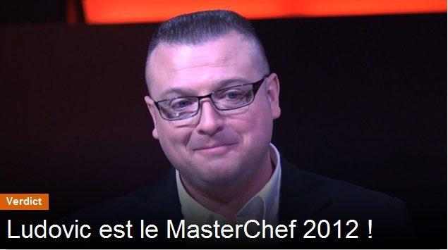 Ludovic, Master chef !
