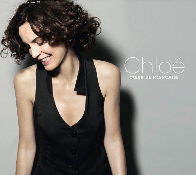 Chloé, la chanteuse de jazz nous ouvre son «Coeur de française»