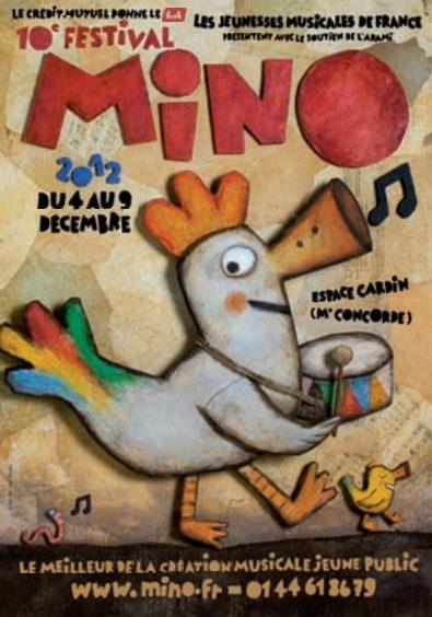 Mino, 10 ans de festival de musique pour les enfants