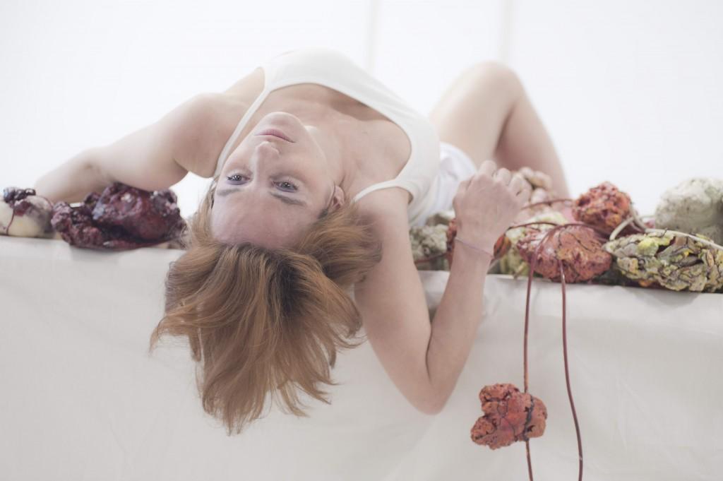 <em></noscript>Incorpore(o)</em> et <em>Inedito 2</em> : Luigia Riva interroge le corps post-humain