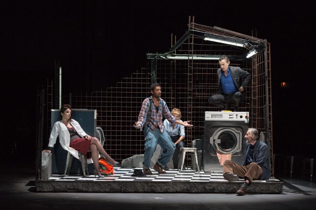 Gagnez 10 places pour le spectacle «Une faille» au nouveau théâtre de Montreuil le 10 décembre