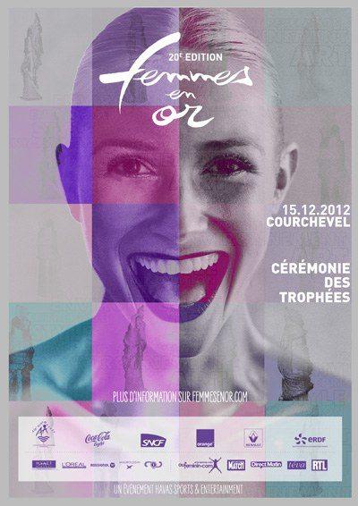 20e édition de la cérémonie « Des Femmes en Or»