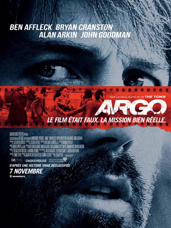 Critique: Argo, une opération sauvetage incongrue et passionnante racontée avec talent par Ben Afleck