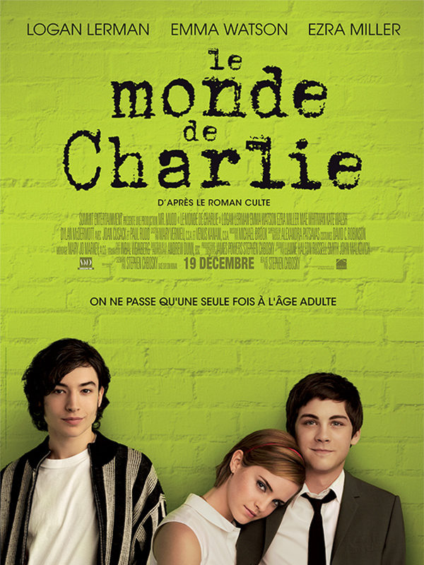 Critique: Le monde de Charlie, comédie dramatique bouleversante sur un adolescent tourmenté
