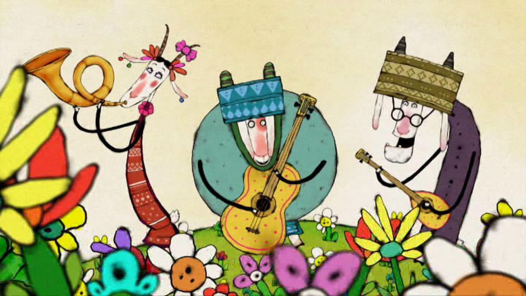 La balade de Babouchka fait plonger les petits dans les contes de Russie
