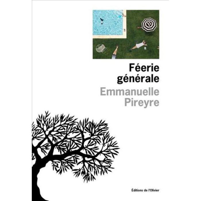 <em></noscript>Féerie générale</em> d'Emmanuelle Pireyre remporte le Médicis