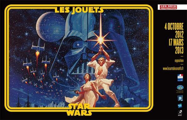 «Les jouets Star Wars» au musée des Arts Décoratifs