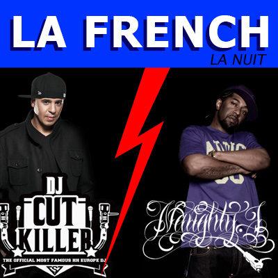 Gagnez 3×2 places pour «CUT KILLER + NAUGHTY J (NTM) / La French Chez Régine Jeudi 22