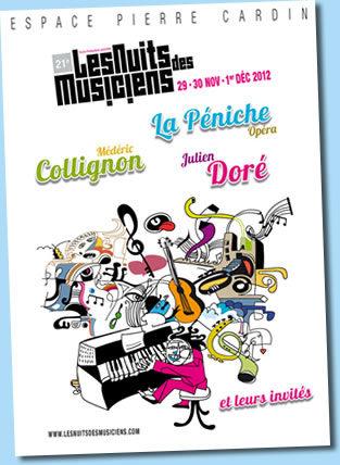 La 21ème édition de la Nuit des Musiciens à l'espace Cardin