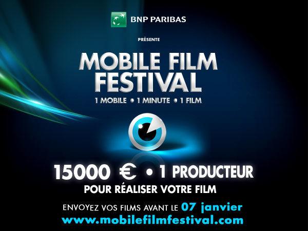 Gad Elmaleh président du jury du 8e mobile film festival