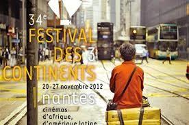 Le 34ème festival des 3 continents du 20 au 27 novembre à Nantes