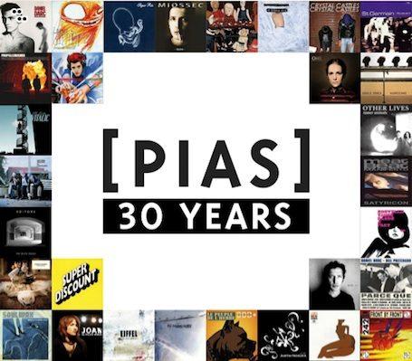 [PIAS] célèbre ses 30 ans !!!