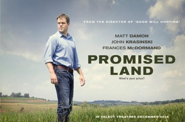 Matt Damon et Gus Van Sant signent un film éco-engagé