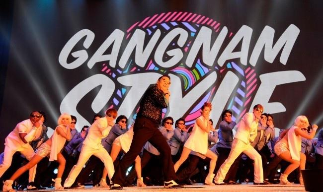 Psy, Justin Bieber et Taylor Swift grands gagnants des MTV Europe Music Awards 2012