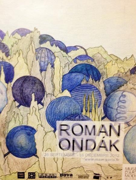 Gagnez 10×2 places pour les expositions B. Bak et R. Ondak au musée d'Art moderne