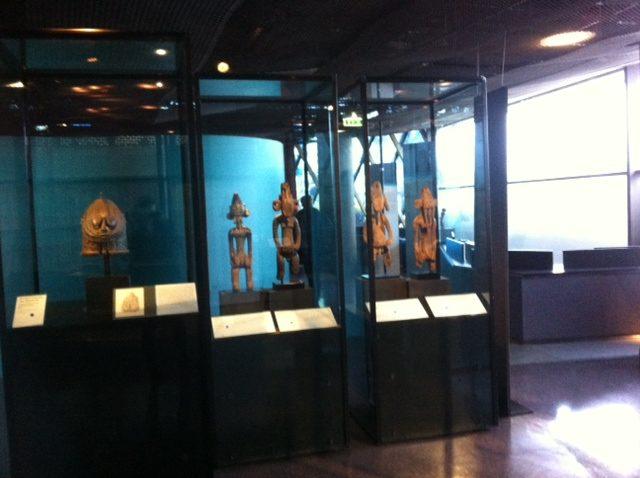 Nigeria, un admirable voyage le long de la rivière Bénoué au Musée du Quai Branly