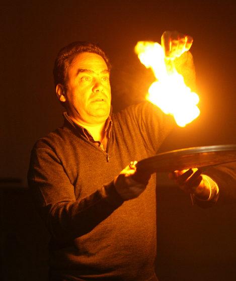 Serge Bromberg fête les 20 ans de Retour de Flamme au Balzac (à partir du 27 novembre)